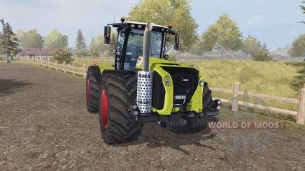 CLAAS Xerion 5000 Trac VC v3.0 for Farming Simulator 2013