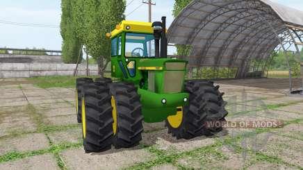 John Deere 7020 for Farming Simulator 2017