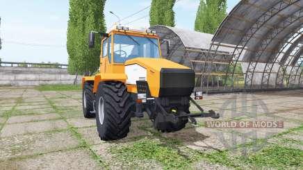 Slobozhanets HTA 220-2 v1.2 for Farming Simulator 2017