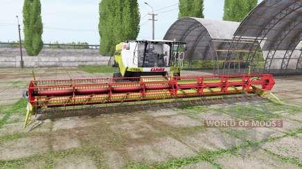 CLAAS Lexion 780 TerraTrac for Farming Simulator 2017