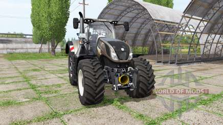 New Holland T7.275 for Farming Simulator 2017