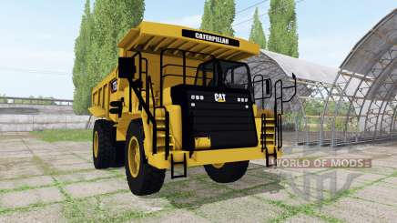 Caterpillar 773G v1.3 for Farming Simulator 2017