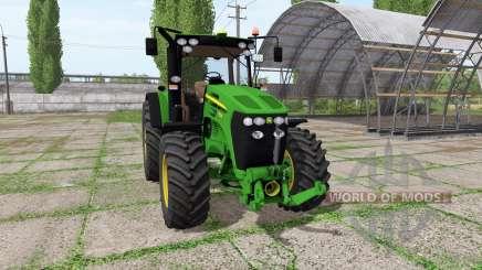 John Deere 7830 v1.5 for Farming Simulator 2017