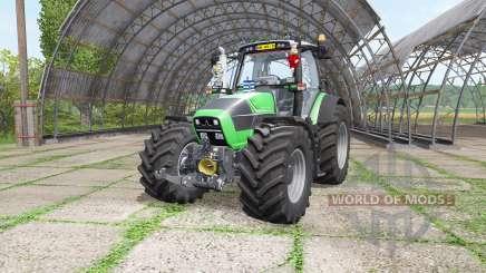 Deutz-Fahr Agrotron 620 TTV v3.0 for Farming Simulator 2017