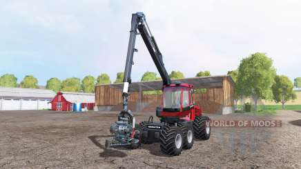 Komatsu 941 for Farming Simulator 2015