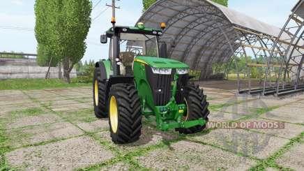 John Deere 7200R for Farming Simulator 2017