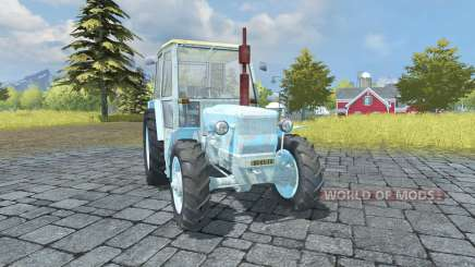 Zetor 6748 blue for Farming Simulator 2013