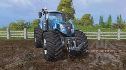 New Holland T8.320 evolution xtreme for Farming Simulator 2015