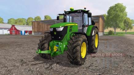 John Deere 6170M for Farming Simulator 2015