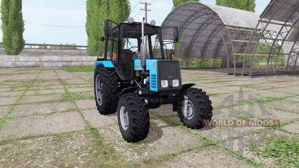 Belarus MTZ 892 v2.0 for Farming Simulator 2017