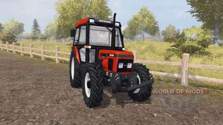 Zetor 7340 Turbo for Farming Simulator 2013