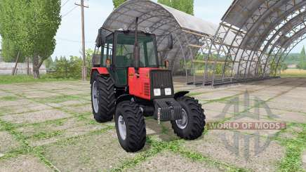 MTZ Belarus 952 for Farming Simulator 2017