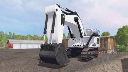 Liebherr R 9800 for Farming Simulator 2015