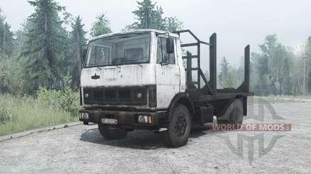 MAZ 5337 for MudRunner