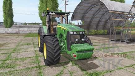 John Deere 8230 v3.0 for Farming Simulator 2017