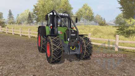 Fendt 820 Vario TMS forest for Farming Simulator 2013
