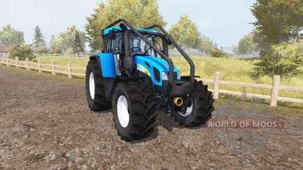 New Holland T7550 forest for Farming Simulator 2013