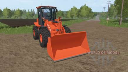 Hitachi ZW150-6 v1.1 for Farming Simulator 2017