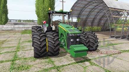 John Deere 8270R v1.1.2.5 for Farming Simulator 2017