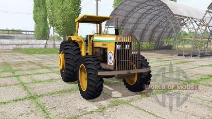 Valmet 118-4 for Farming Simulator 2017