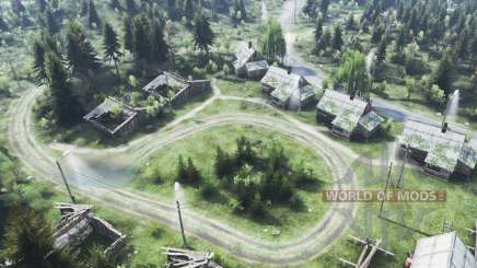 The Village Of Gorin for Spin Tires
