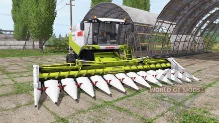 CLAAS Lexion 580 TerraTrac for Farming Simulator 2017