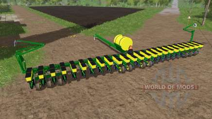 John Deere DB72 v1.1.1 for Farming Simulator 2017