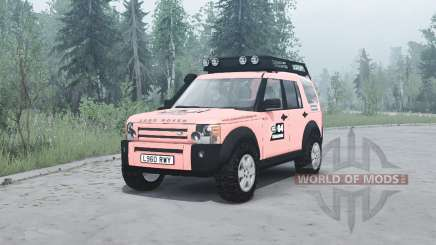 Land Rover Discovery 3 G4 Edition for MudRunner