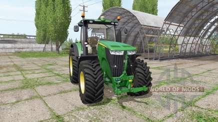 John Deere 7215R v1.0.0.1 for Farming Simulator 2017