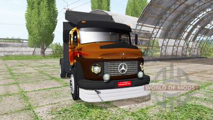 Mercedes-Benz L 1519 for Farming Simulator 2017