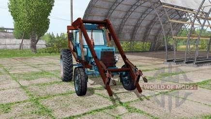 MTZ 80 Belarus tagamet for Farming Simulator 2017