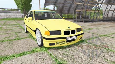 BMW 320i (E36) v1.1 for Farming Simulator 2017