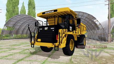 Caterpillar 773G v1.1 for Farming Simulator 2017
