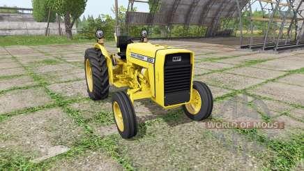 Massey Ferguson 20D for Farming Simulator 2017