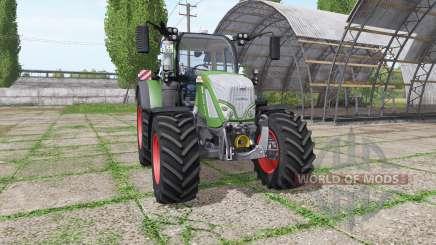 Fendt 514 Vario SCR v2.0 for Farming Simulator 2017