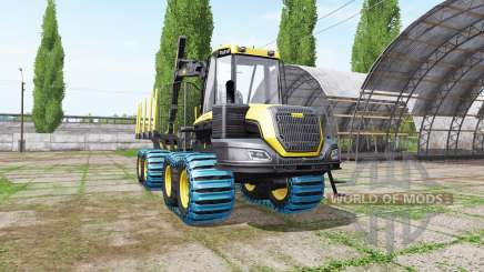 PONSSE Buffalo v1.2 for Farming Simulator 2017