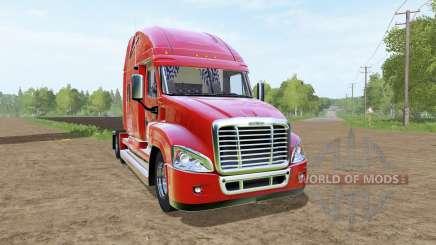 Freightliner Cascadia for Farming Simulator 2017