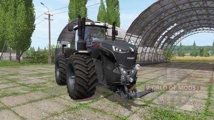 Fendt T Vario black v1.1 for Farming Simulator 2017