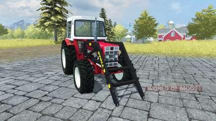 IHC 633 front loader v2.3 for Farming Simulator 2013