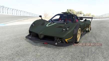 Pagani Zonda R 2009 for BeamNG Drive