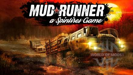 SpinTiresMod v1.6.9 for MudRunner