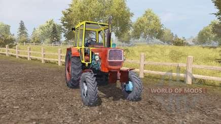 YUMZ 6КЛ v4.0 for Farming Simulator 2013