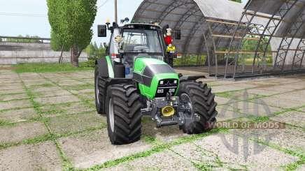 Deutz-Fahr Agrotron 620 TTV v2.0 for Farming Simulator 2017