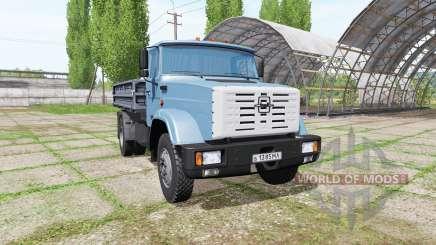ZIL MMZ 45065 for Farming Simulator 2017
