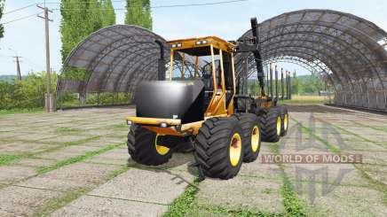 Tigercat 1075B for Farming Simulator 2017