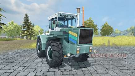 RABA Steiger 320 for Farming Simulator 2013