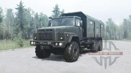 KrAZ 260 for MudRunner