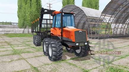 Komatsu 840.3 for Farming Simulator 2017