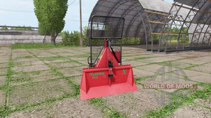 Tajfun EGV 80 AHK for Farming Simulator 2017