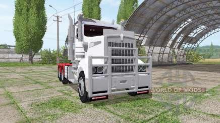 Kenworth T908 DayCab for Farming Simulator 2017